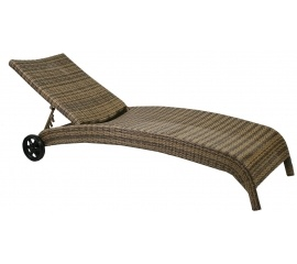 Шезлонг WICKER, Garden4you 11758