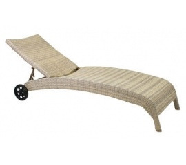 Шезлонг WICKER, Garden4you (SUN) 11759