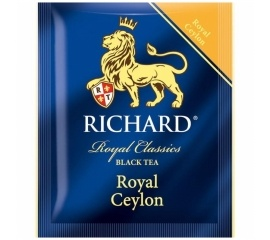 Чай 'Richard' Royal Ceylon, 200 пекетиков