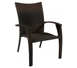 Стул WICKER-2, Garden4you (SUN) 12698Стул WICKER-2, Garden4you (SUN) 12698