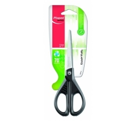 Ножницы 'Essentials Green' MAPED 17см.Ножницы 'Essentials Green' MAPED 17см.